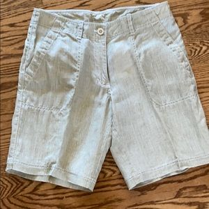 Tommy Bahama linen shorts-excellent condition